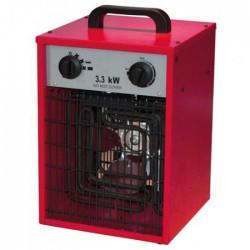 Aerotherme électrique portable 3,3KW 220 V 14,2