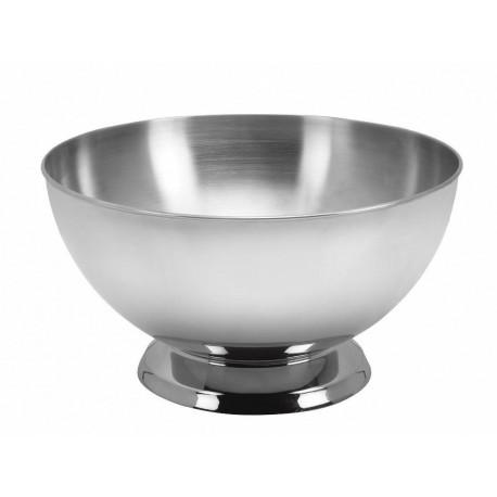 Vasque à champagne diamètre 36 inox
