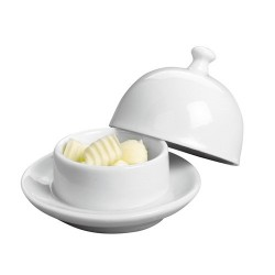 Mini beurrier blanc
