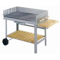 Barbecue professionnel 100x60