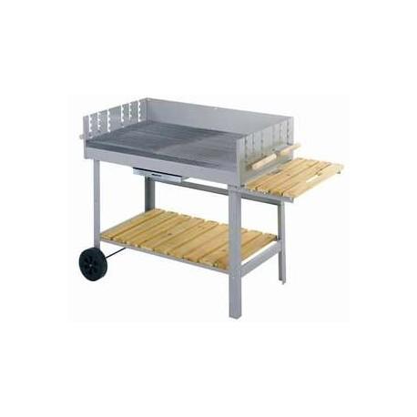 Barbecue professionnel 100x60