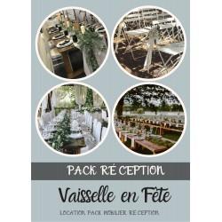 Pack réception 1