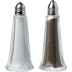 Salière et poivrière tour