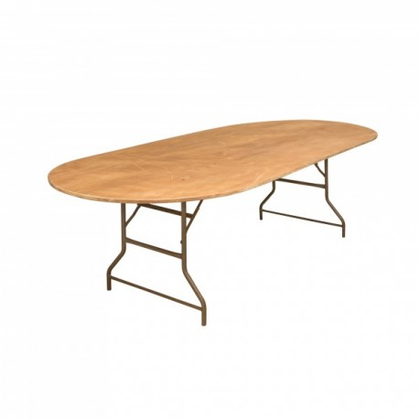 Table ovale 12 pers.